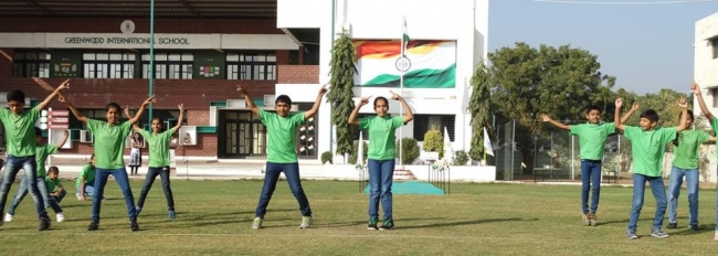 67th Republic Day Celebrations at GWIS!